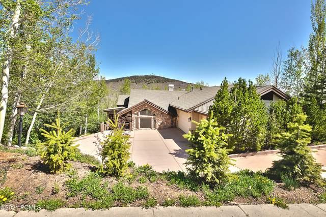 2531 Aspen Springs Drive, Park City, UT 84060 (MLS #12100434) :: High Country Properties