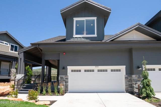 3322 Santa Fe Road, Park City, UT 84098 (MLS #12100499) :: Summit Sotheby's International Realty
