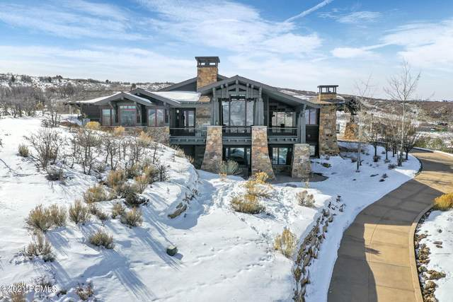 9155 N Twin Peaks Drive, Kamas, UT 84036 (#12100538) :: Livingstone Brokers