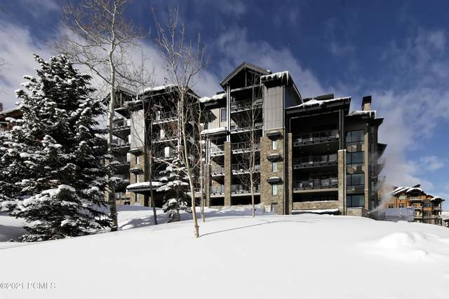 7697 Village Way #104, Park City, UT 84060 (MLS #12100757) :: High Country Properties