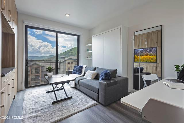 2670 W Canyons Resort Drive #405, Park City, UT 84098 (MLS #12100782) :: High Country Properties