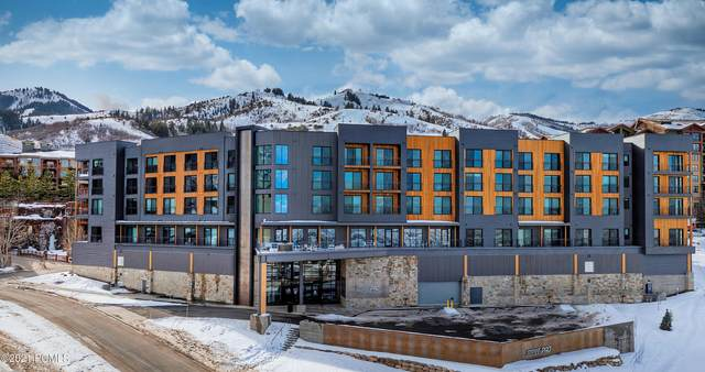 2670 W Canyons Resort Drive #411, Park City, UT 84098 (MLS #12100784) :: Summit Sotheby's International Realty