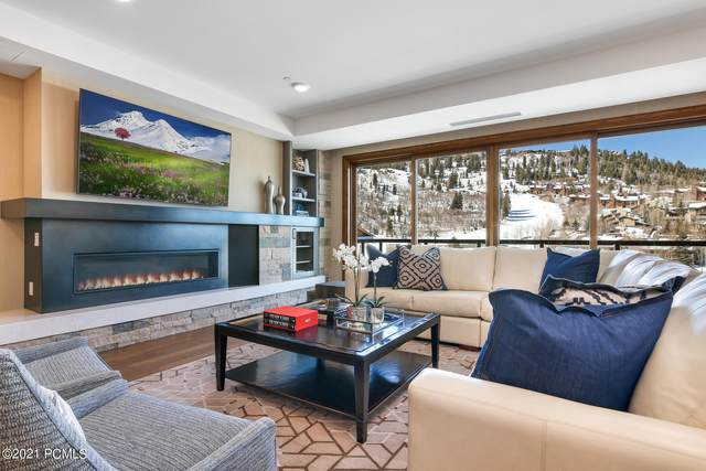 2290 E Deer Valley Drive #303, Park City, UT 84060 (MLS #12100812) :: High Country Properties