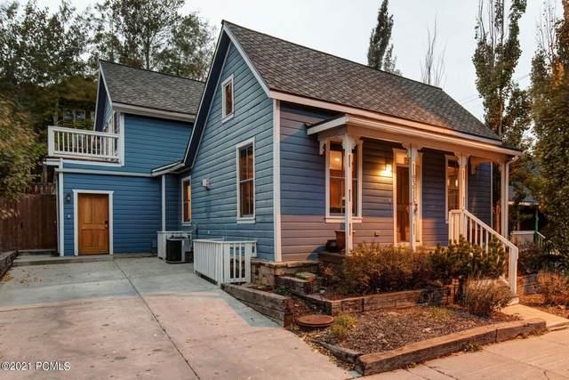 937 Park Avenue, Park City, UT 84060 (MLS #12100934) :: High Country Properties