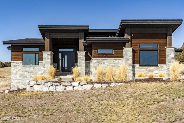 2407 E Copper Belt Way, Heber City, UT 84032 (MLS #12101203) :: High Country Properties