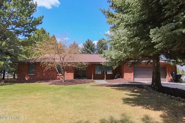 1511 E Center Creek Drive, Heber City, UT 84032 (MLS #12101254) :: Lookout Real Estate Group