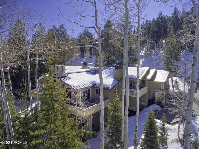 7893 Red Tail Court, Park City, UT 84060 (MLS #12101258) :: High Country Properties