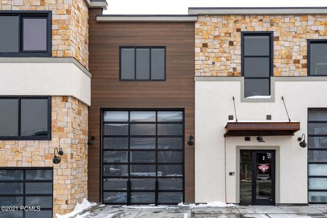 4554 Forestdale Drive A2, Park City, UT 84098 (MLS #12101390) :: High Country Properties