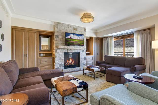 2300 E Deer Valley Drive #602, Park City, UT 84060 (MLS #12101422) :: High Country Properties