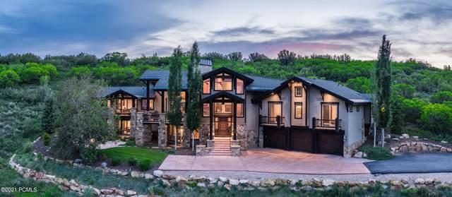 3760 Rising Star Lane, Park City, UT 84060 (MLS #12101452) :: Lookout Real Estate Group