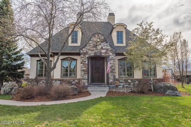 1400 S Edwards Lane, Heber City, UT 84032 (MLS #12101580) :: Lookout Real Estate Group