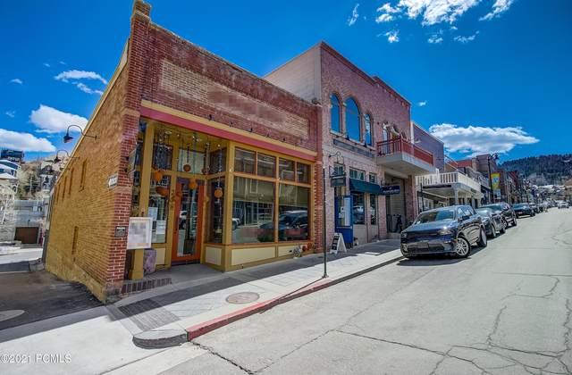 368 Main Street, Park City, UT 84060 (MLS #12101613) :: High Country Properties