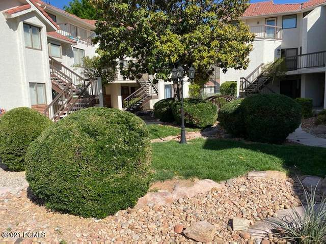 275 S Valley View Drive A106, St. George, UT 84770 (MLS #12101664) :: High Country Properties