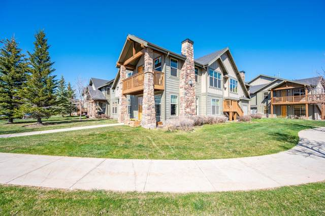 1746 W Redstone Avenue F, Park City, UT 84098 (MLS #12101802) :: High Country Properties
