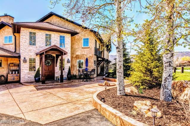 778 Westwood Road, Park City, UT 84098 (MLS #12101898) :: High Country Properties