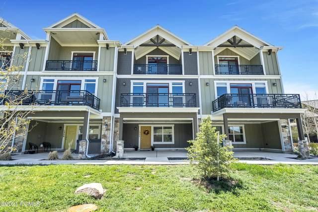 1352 Fiddich Glen Lane, Park City, UT 84098 (MLS #12101969) :: High Country Properties