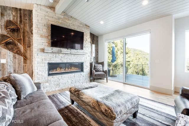 330 Matterhorn Drive, Park City, UT 84098 (MLS #12102029) :: High Country Properties