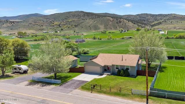 650 E Chalk Creek Road, Coalville, UT 84017 (MLS #12102111) :: High Country Properties