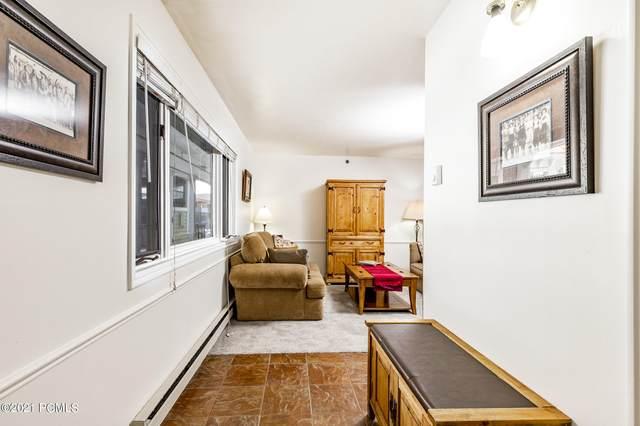 1885 Prospector A3, Park City, UT 84060 (MLS #12102115) :: High Country Properties