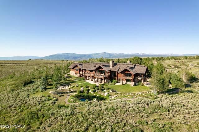 8518 E Forest Creek Road, Kamas, UT 84036 (MLS #12102142) :: High Country Properties