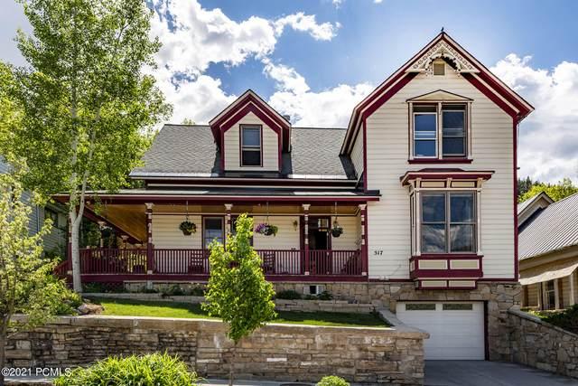517 Park Avenue, Park City, UT 84060 (MLS #12102208) :: High Country Properties
