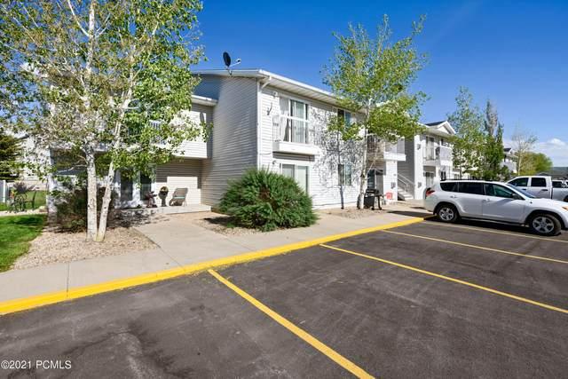 595 S Main Street #14, Kamas, UT 84036 (MLS #12102209) :: Summit Sotheby's International Realty