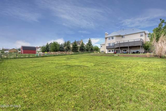 6288 Parkridge Drive, Park City, UT 84098 (MLS #12102299) :: High Country Properties
