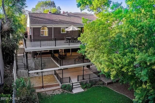 1374 E Downington Avenue, Salt Lake City, UT 84105 (MLS #12102309) :: High Country Properties