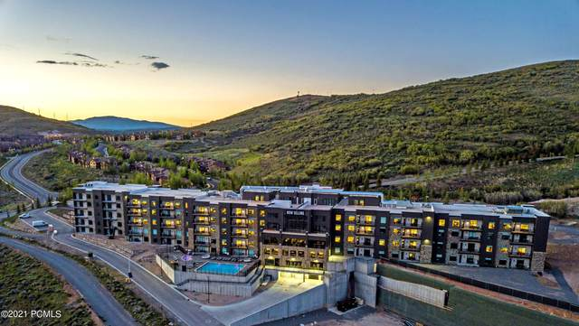 909 W Peace Tree Trail #506, Heber City, UT 84032 (MLS #12102481) :: High Country Properties
