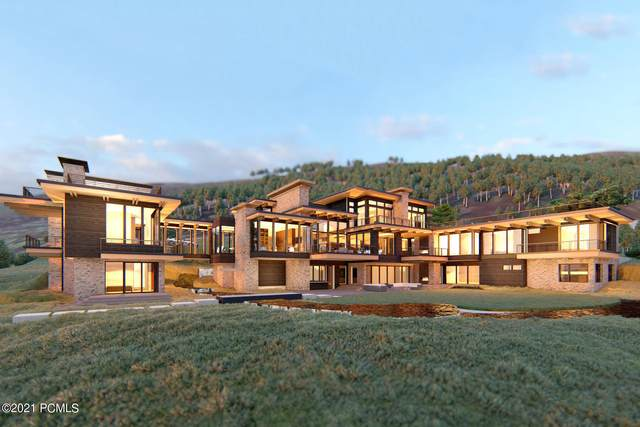 264 White Pine Canyon Road, Park City, UT 84060 (MLS #12102511) :: High Country Properties