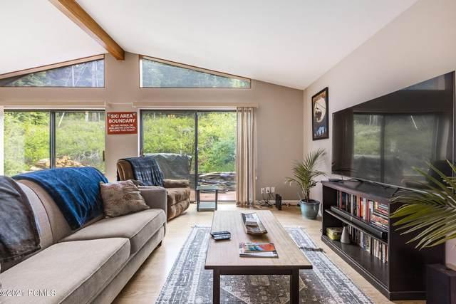 190 Aspen Drive, Park City, UT 84098 (MLS #12102534) :: High Country Properties