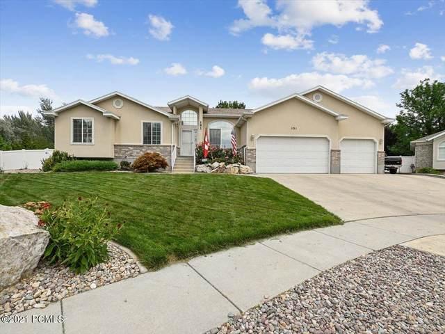 151 E Emilee Kaye Circle Circle, Sandy, UT 84070 (MLS #12102583) :: High Country Properties