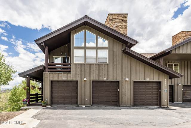 5135 Cove Canyon Drive #305, Park City, UT 84098 (MLS #12102592) :: Lookout Real Estate Group