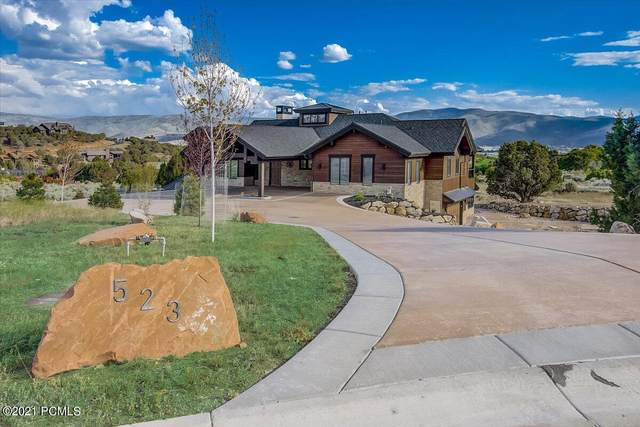 523 N Red Mountain Court, Heber City, UT 84032 (MLS #12102622) :: Lookout Real Estate Group