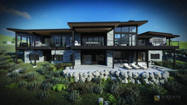 3902 Aspen Camp Loop, Park City, UT 84098 (MLS #12102646) :: Lookout Real Estate Group