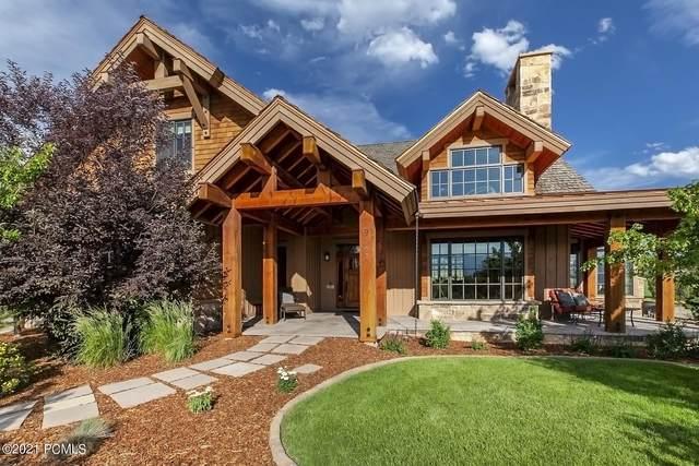 940 N Chimney Rock Road, Heber City, UT 84032 (MLS #12102694) :: High Country Properties