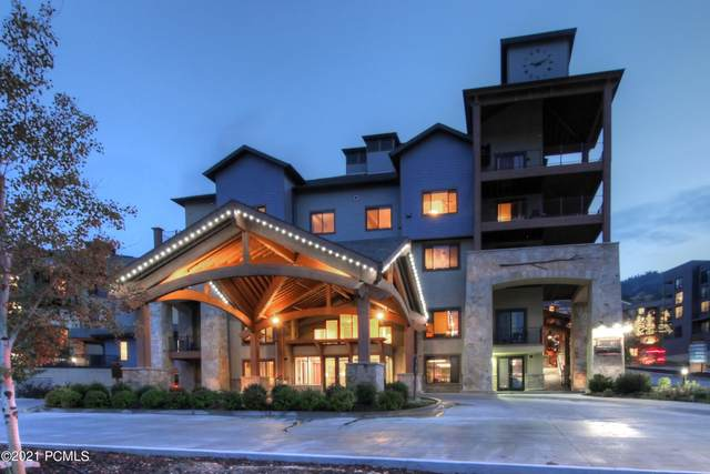 2669 Canyons Resort Drive 310 A&B, Park City, UT 84098 (MLS #12102989) :: High Country Properties