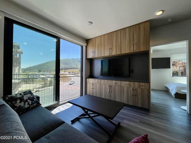 2670 Canyons Resort Drive #113, Park City, UT 84098 (MLS #12103076) :: High Country Properties