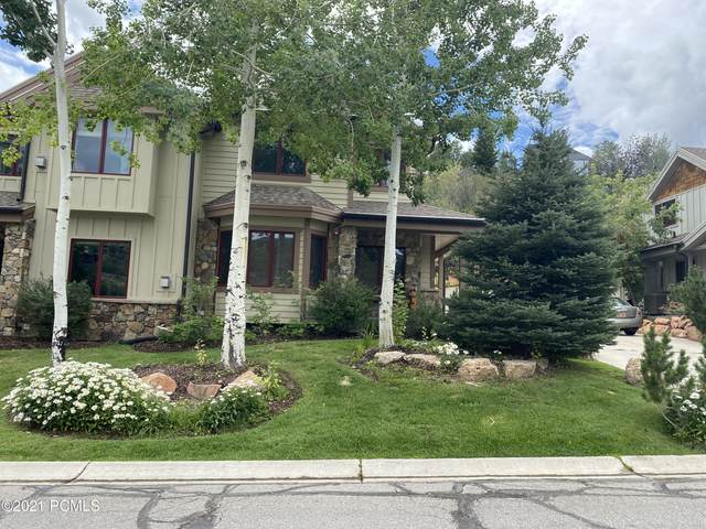 544 Rossie Hill Drive, Park City, UT 84060 (MLS #12103092) :: High Country Properties