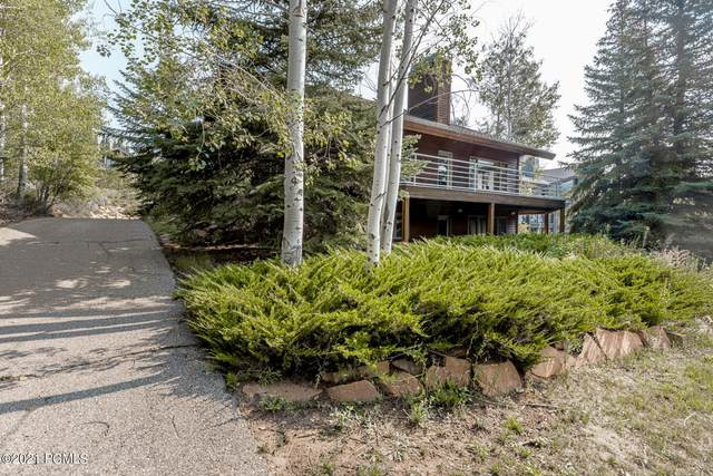 3244 American Saddler Drive, Park City, UT 84060 (MLS #12103191) :: High Country Properties