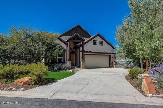 12275 Ross Creek Drive, Kamas, UT 84036 (MLS #12103282) :: Lookout Real Estate Group