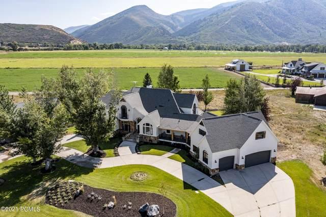 5750 N Franson Lane, Oakley, UT 84055 (MLS #12103347) :: Summit Sotheby's International Realty