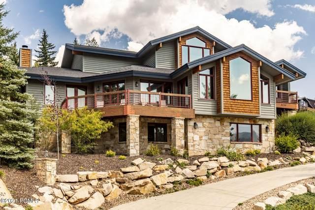 3230 Thistle Street, Park City, UT 84060 (MLS #12103442) :: High Country Properties