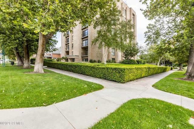 908 E South Temple 5W, Salt Lake City, UT 84102 (MLS #12103451) :: Summit Sotheby's International Realty