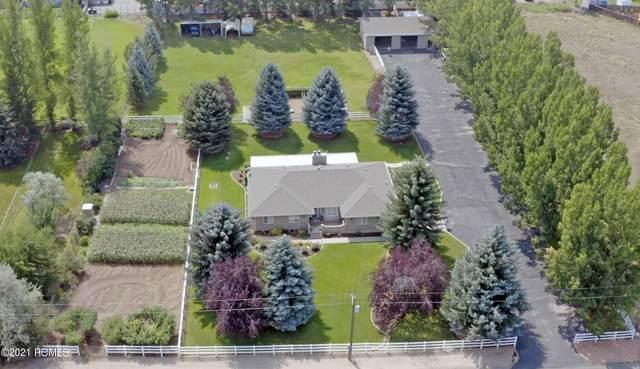 1540 S 2800, Heber City, UT 84032 (MLS #12103538) :: Lookout Real Estate Group