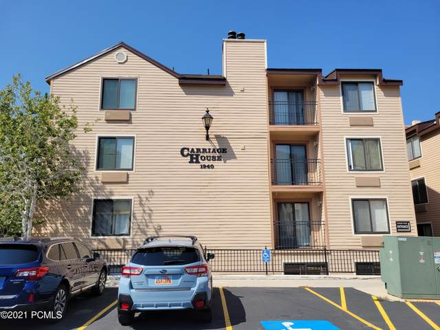 1940 Prospector Avenue #307, Park City, UT 84060 (MLS #12103675) :: High Country Properties
