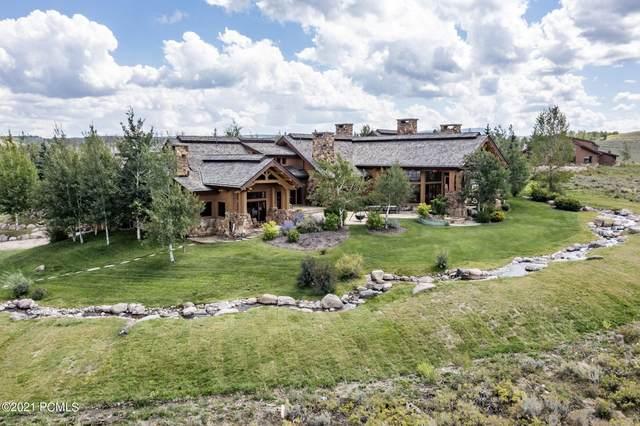 8793 E Aspen Ridge Road, Kamas, UT 84036 (MLS #12103678) :: High Country Properties