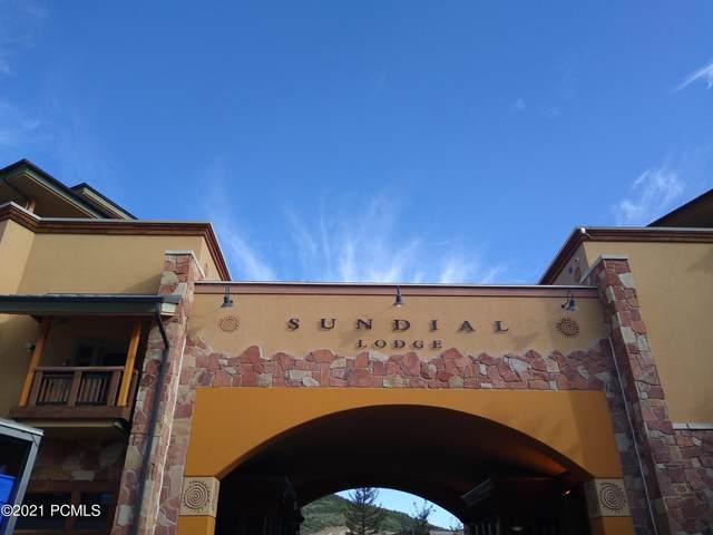 3720 N Sundial Court B315, Park City, UT 84098 (MLS #12103735) :: High Country Properties