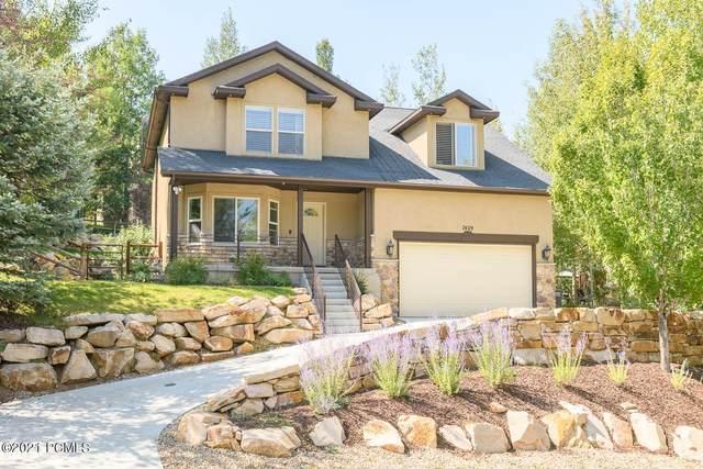 7429 Susans Circle, Park City, UT 84098 (MLS #12103758) :: High Country Properties
