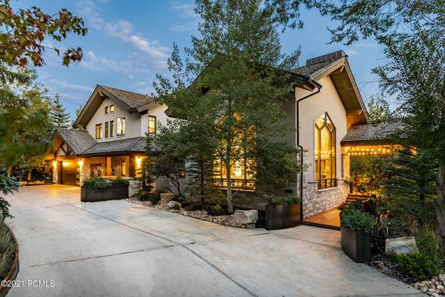2608 Silver Cloud Drive, Park City, UT 84060 (MLS #12103844) :: Lookout Real Estate Group
